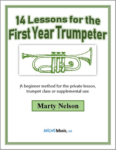 14 Lessons for the First Year Trumpeter