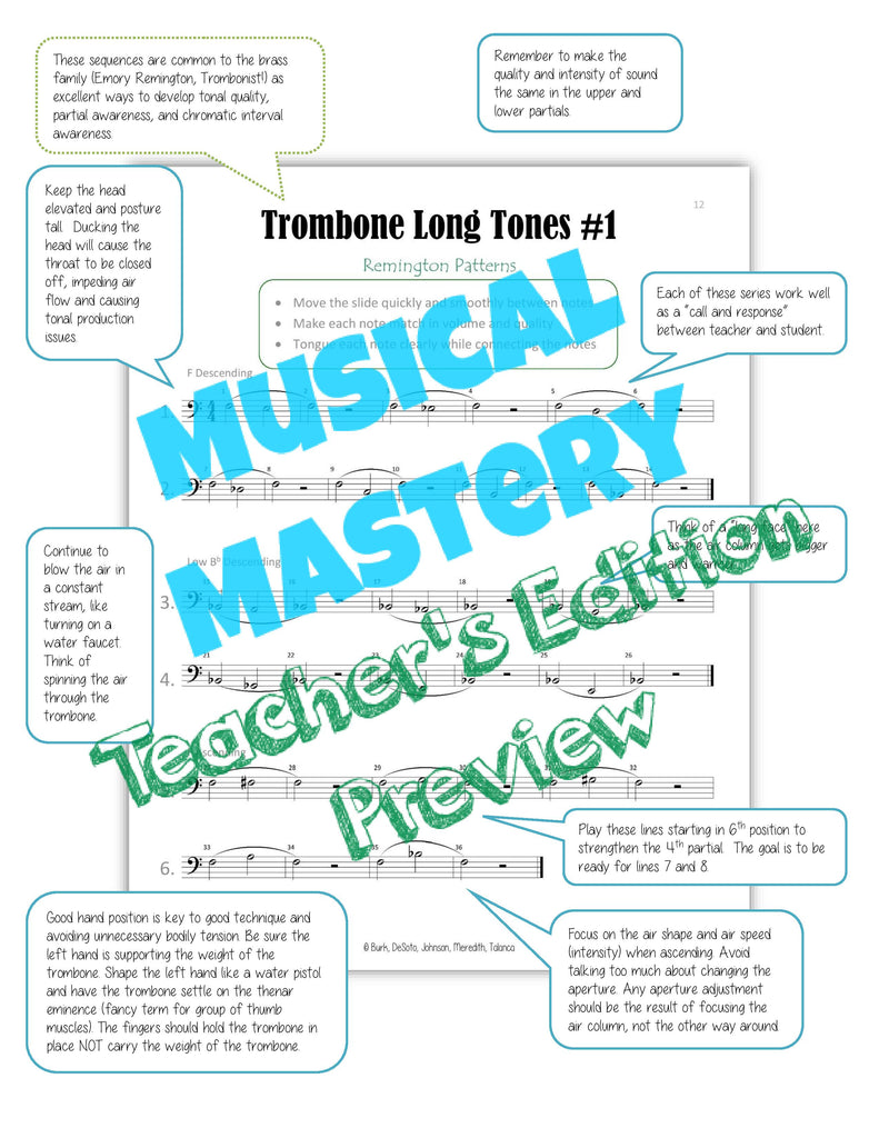 Musical Mastery Brass Teacher Edition – MRNS Music