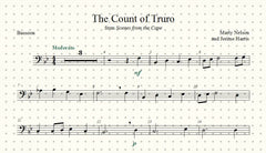 The Count of Truro Solo for Bassoon and Piano