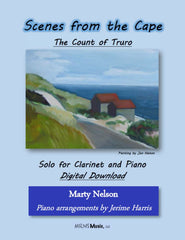 The Count of Truro Solo for Clarinet and Piano