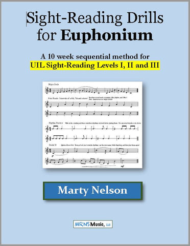 Sight-Reading Drills for Euphonium