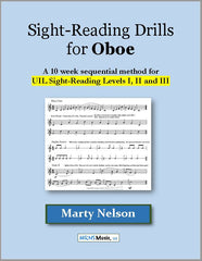 Sight-Reading Drills for Oboe