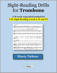 Sight-Reading Drills for Trombone