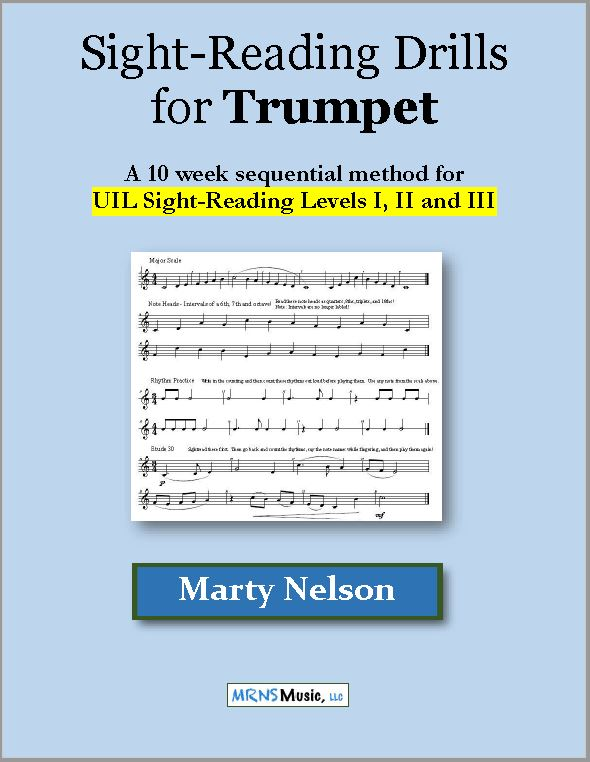 Sight-Reading Drills for Trumpet