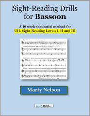 Sight-Reading Drills for Bassoon
