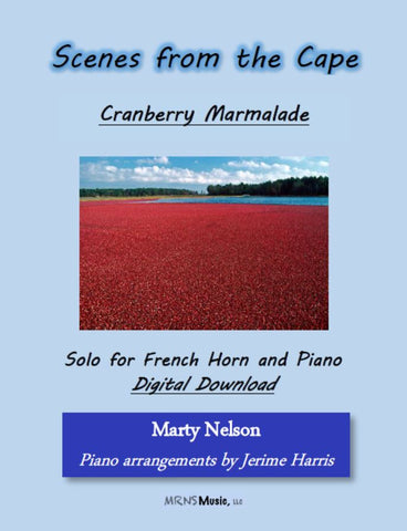 Cranberry Marmalade Solo for French Horn and Piano