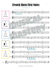 Musical Mastery Book 1 Bundle Digital Download