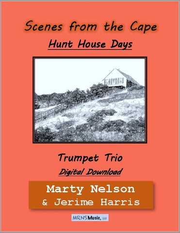 Hunt House Days Trumpet Trio