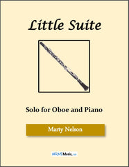 Little Suite Solo for Oboe and Piano