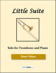 Little Suite Solo for Trombone and Piano