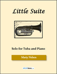 Little Suite Solo for Tuba and Piano