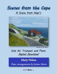 A Scene from Napi's Solo for Trumpet and Piano