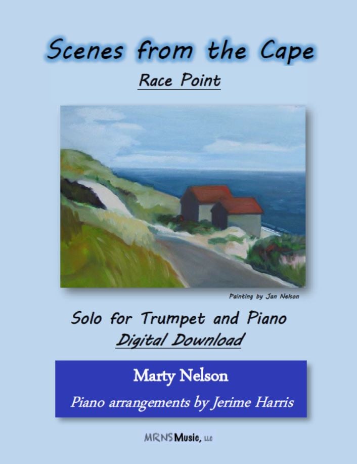 Race Point Solo for Trumpet and Piano