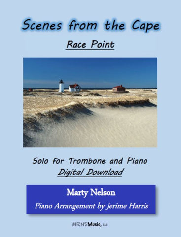 Race Point Solo for Trombone and Piano