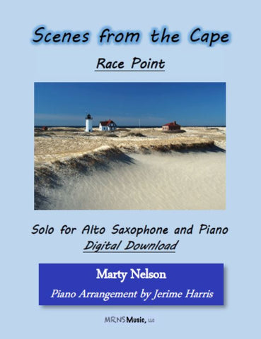 Race Point Solo for Alto Saxophone and Piano