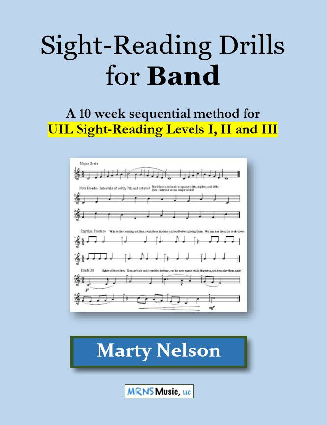 Sight-Reading Drills for Band