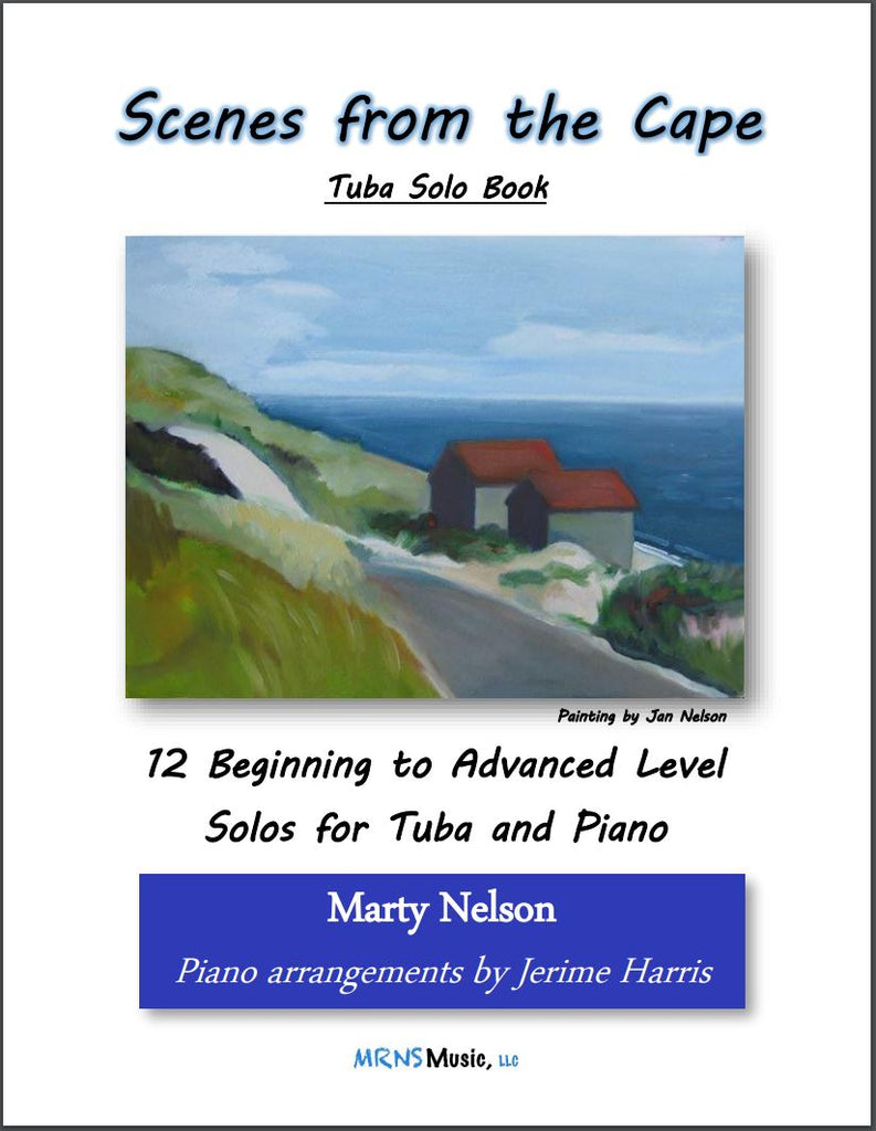 Scenes from the Cape Tuba Solo Collection
