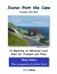 Scenes from the Cape Trumpet Solo Collection - Piano Book