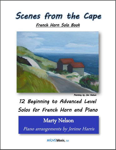 Scenes from the Cape French Horn Solo Collection
