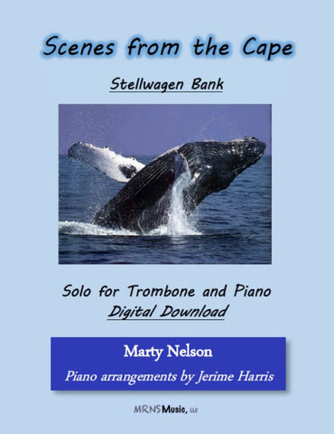 Stellwagen Bank Solo for Trombone and Piano