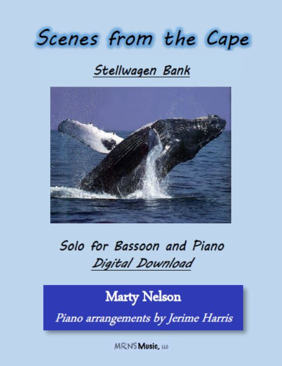 Stellwagen Bank Solo for Bassoon and Piano