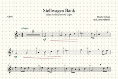 Stellwagen Bank Solo for Oboe and Piano