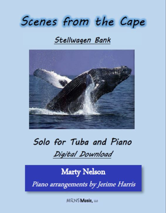 Stellwagen Bank Solo for Tuba and Piano
