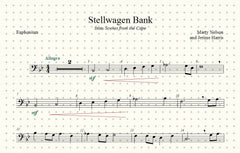 Stellwagen Bank Solo for Euphonium and Piano