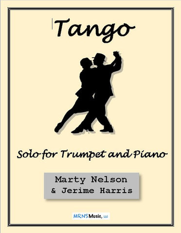 Tango Solo for Trumpet and Piano