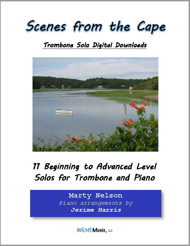 Scenes from the Cape Trombone Solo Collection