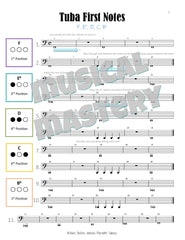 Musical Mastery Book 1 Bundle