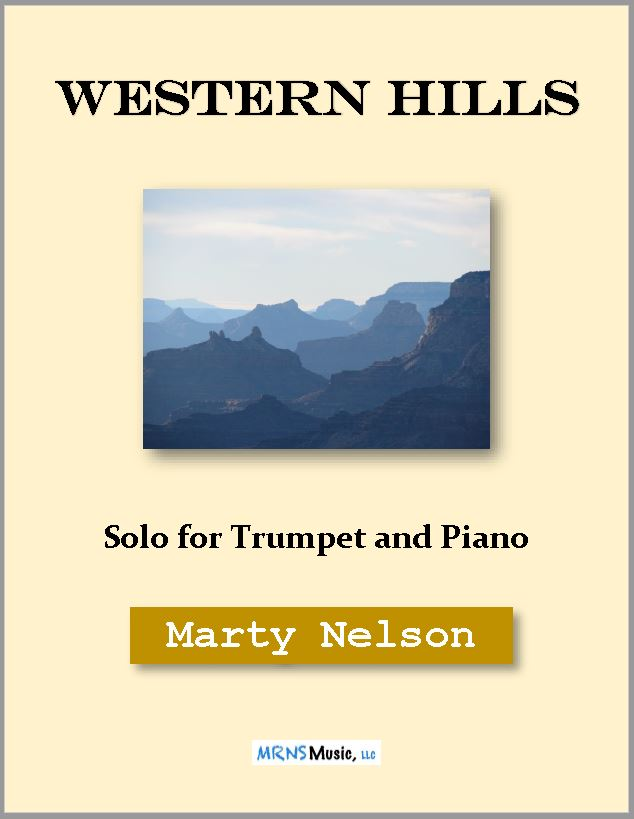 Western Hills Solo for Trumpet