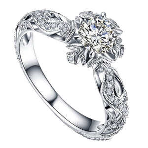 Exquisite Hollow Out Rings