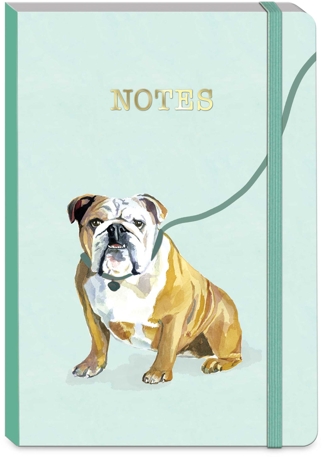 Bulldog Soft Cover Bungee Journal