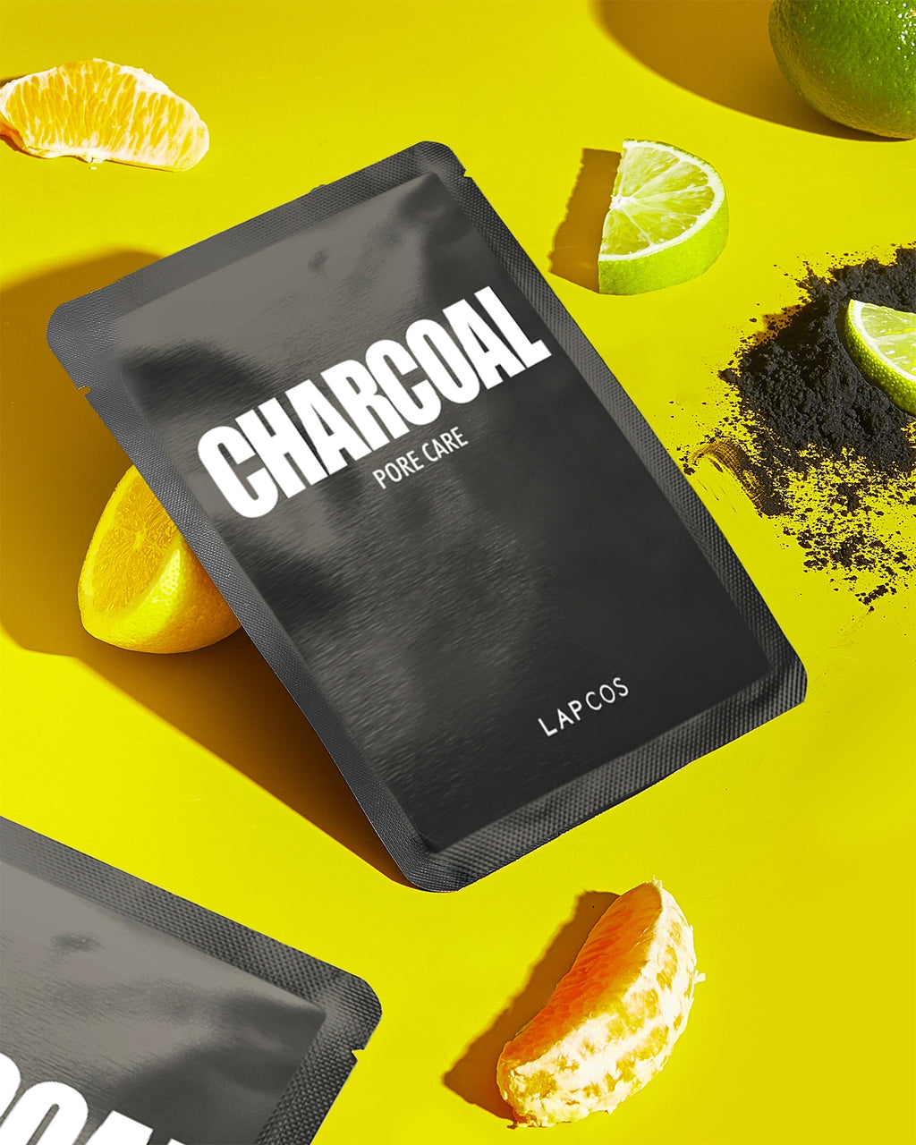 LAPCOS Charcoal Sheet Mask
