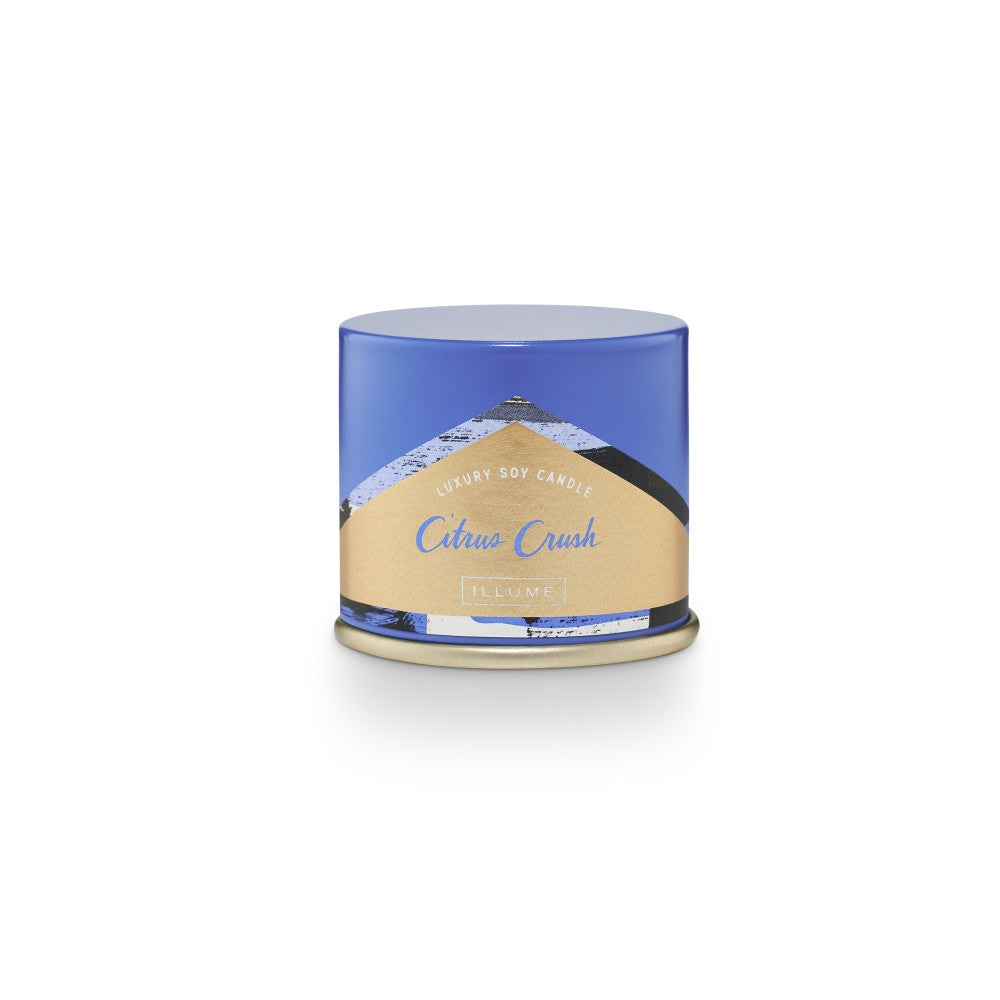 Citrus Crush Illume Luxury Soy Candle