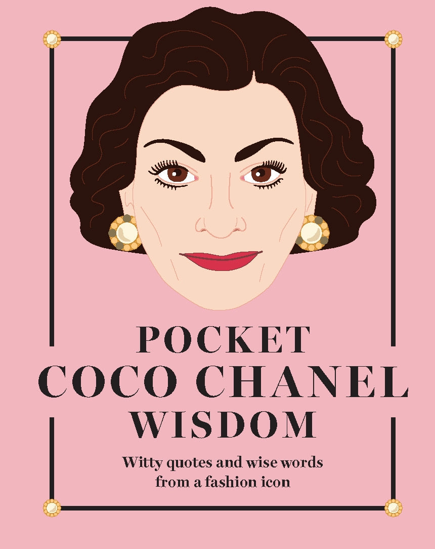Pocket Coco Chanel Wisdom Book