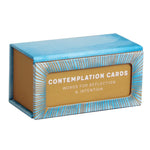 Contemplation Cards