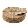 Cork Coasters - Happy Hour Assortment