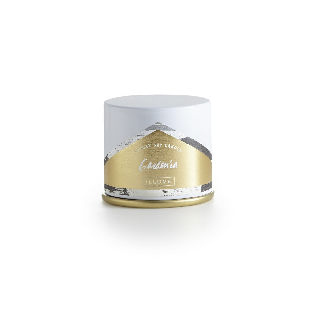 Gardenia Illume Luxury Soy Candle