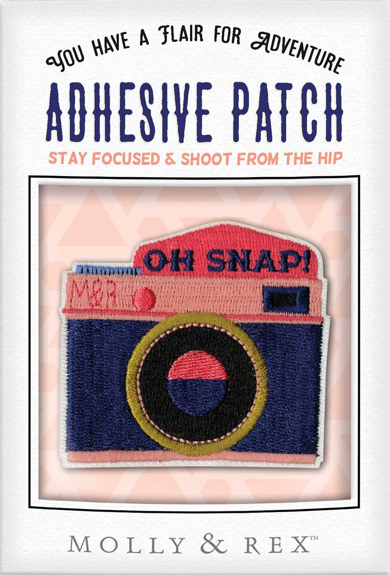 Oh Snap Patch