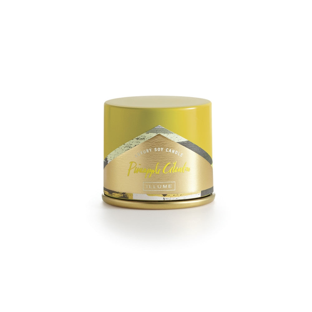 Pineapple Cilantro Illume Luxury Soy Candle