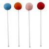 Pom-Pom Stir Sticks