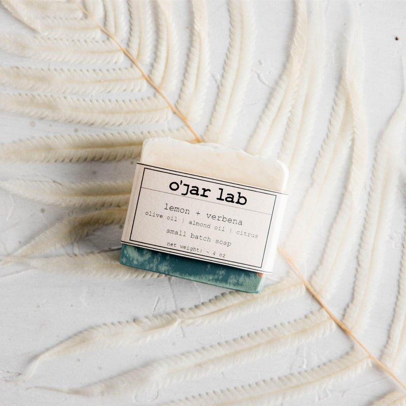 O'Jar Lab Soap