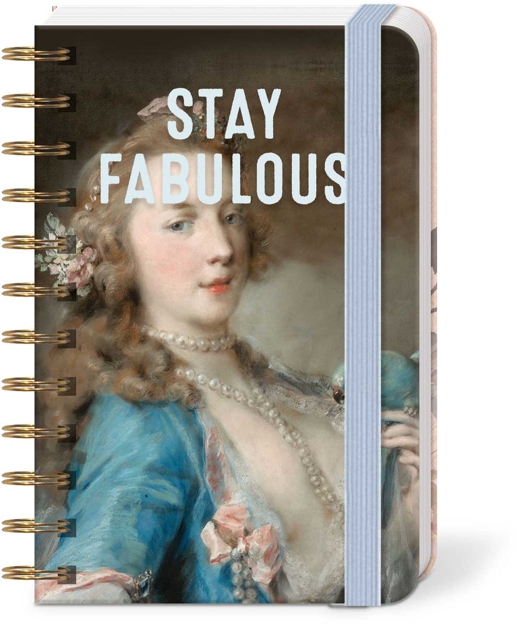 Stay Fabulous Mini Notebook