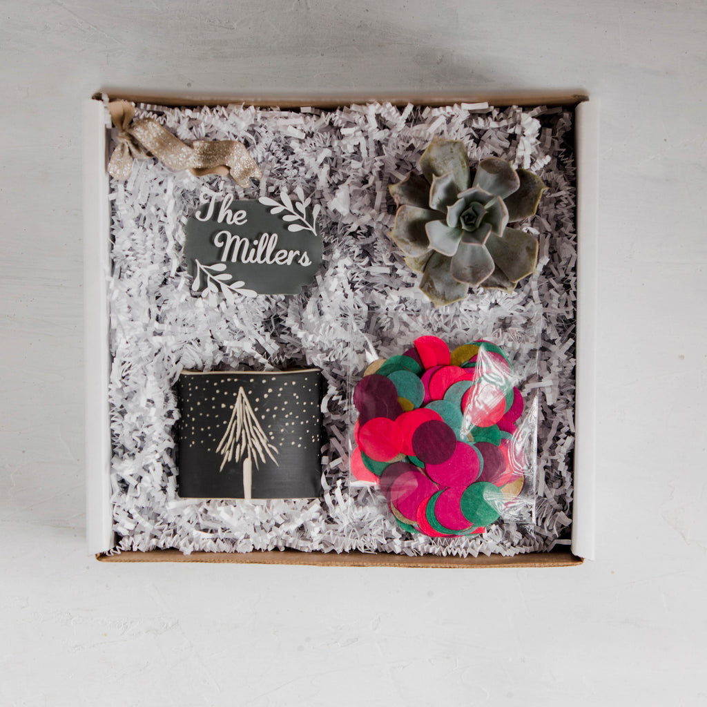 Merry & Bright Curated Gift Box