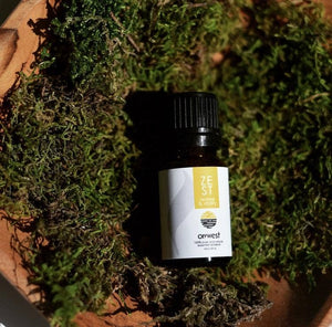 Zest Essential Oil Blend