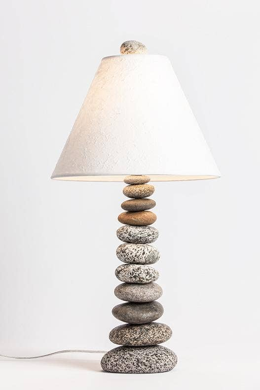 Coastal Cottage Lamp
