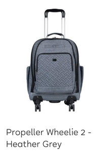 Lug Wheelie Propeller2 Suitcase