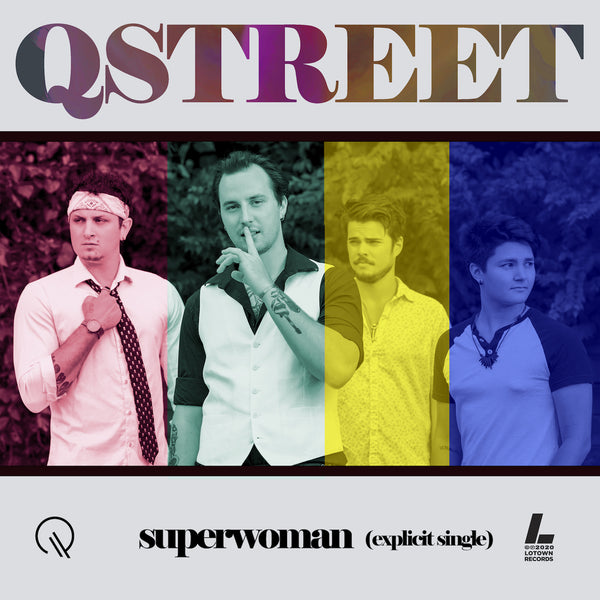 Superwoman Qstreet 2020 single master
